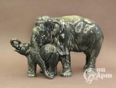 "Скульптура ""Слоны"""